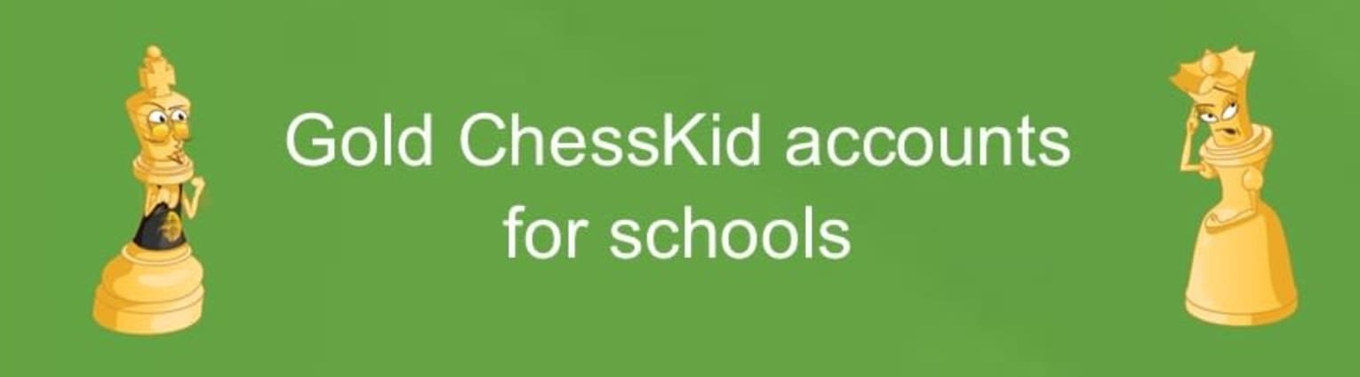 ChessKid for Schools