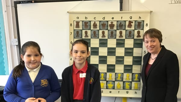 Empower Girls Liverpool Chess Tournament