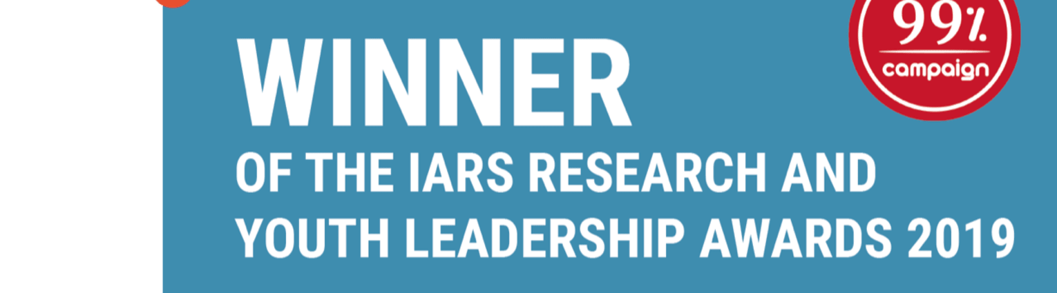 CSC wins the Partnership Award 2019 of IARS International Institute